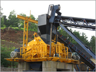 Secondary HSI Impactor